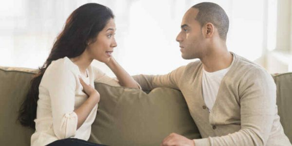 "How to Have ""The Talk"" With a Man Without Freaking Him Out"